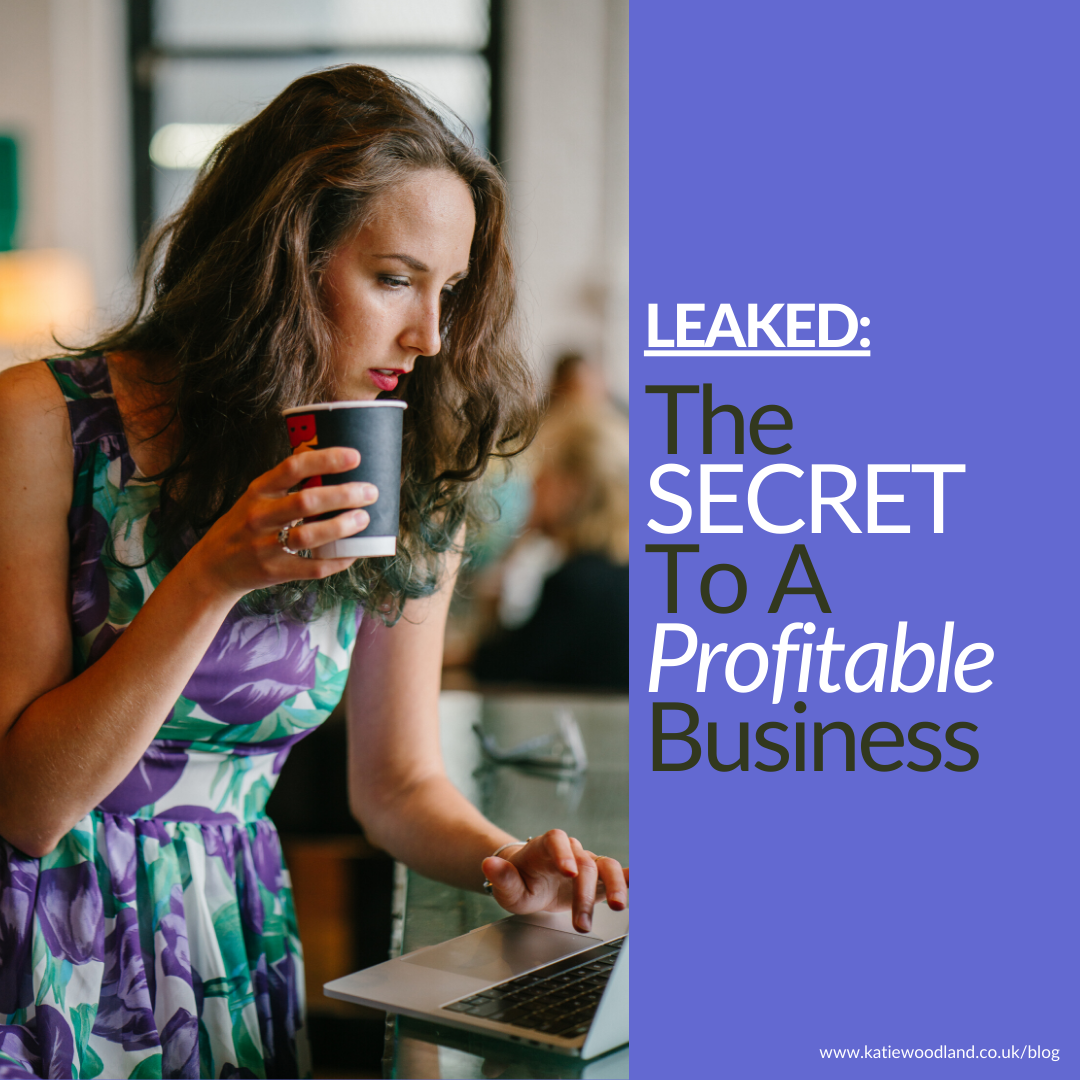 LEAKED: The Secret To A Legitimately Profitable Business