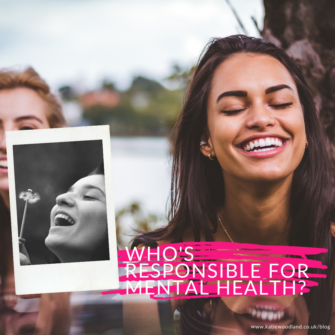Who's Responsible For Mental Health?