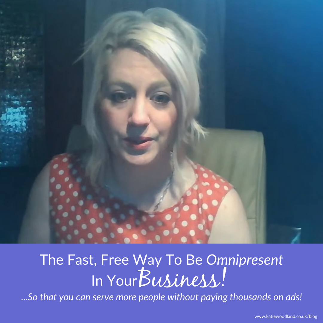The Fast, Free Way To Be Omnipresent In Your Business