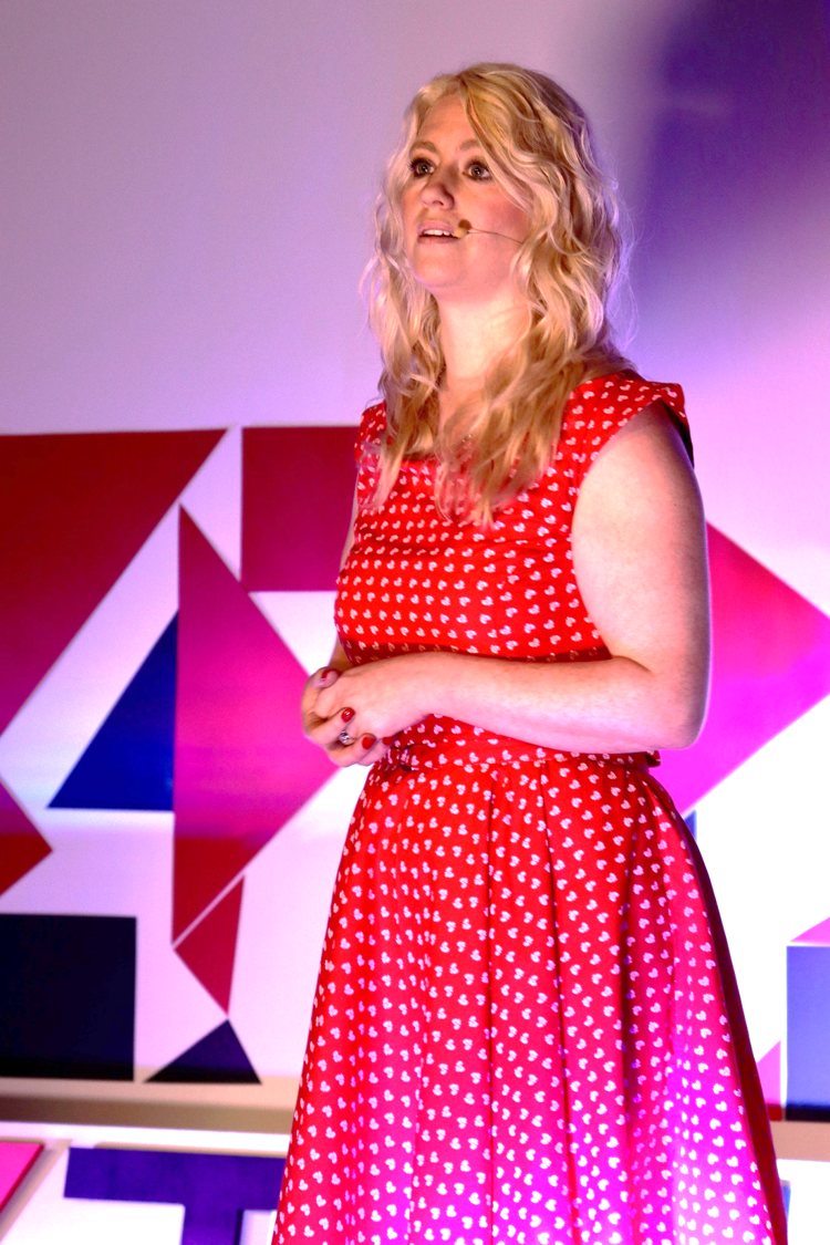 Katie Woodland; Psychologist, Business Coach, Speaker & Best-Selling Author