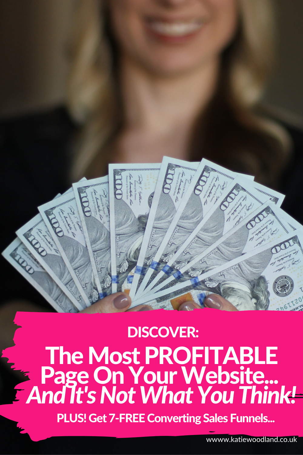 DISCOVER: The Most Profitable Page On Your Website ... And It's Not What You Think!