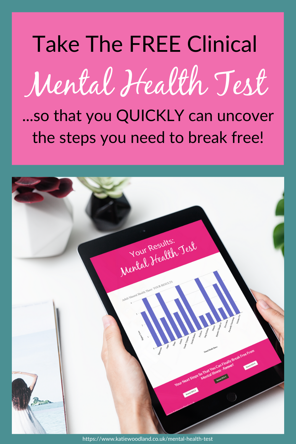 Clinical Mental Health Test