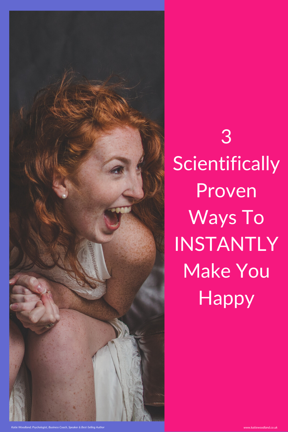 3 Scientifically Proven Ways To INSTANTLY Make You Happy