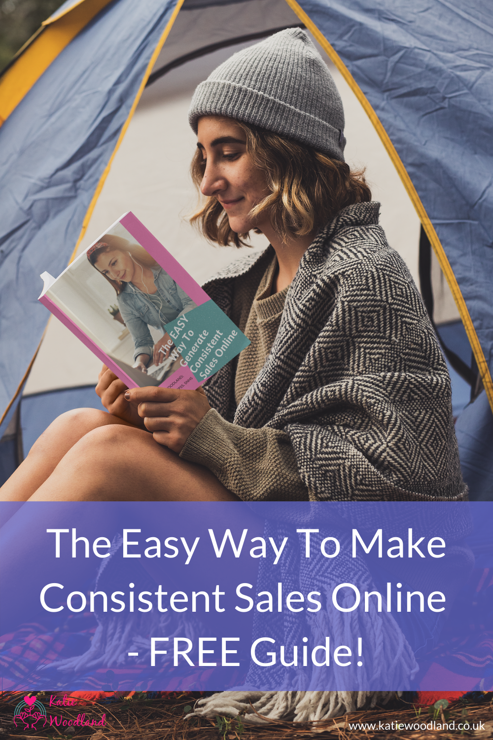 The Easy Way To Make Consistent Sales Free Guide For Female Entrepreneurs