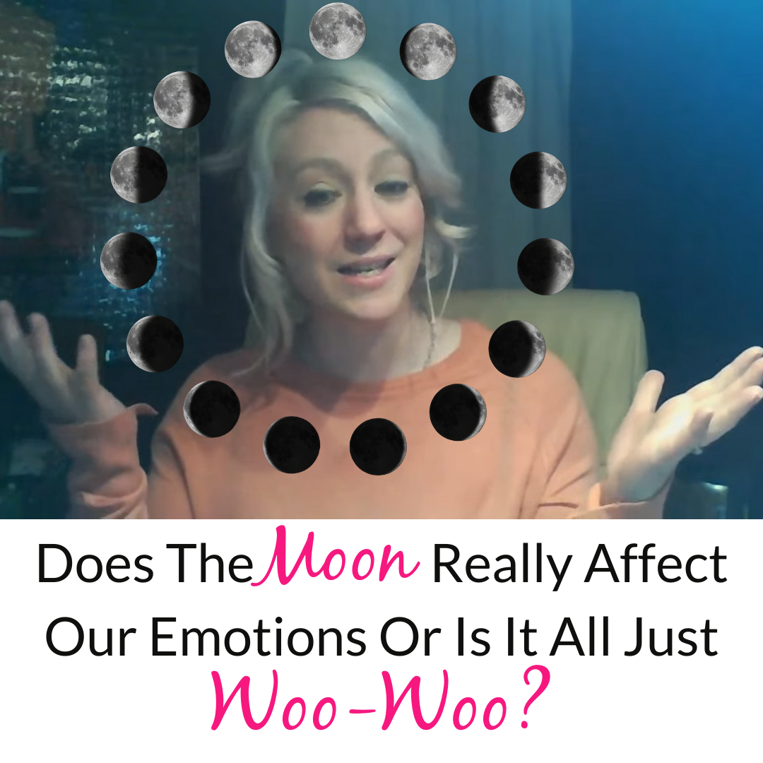 Does The Moon Really Affect Our Emotions Or Is It All Just 'Woo-Woo'?