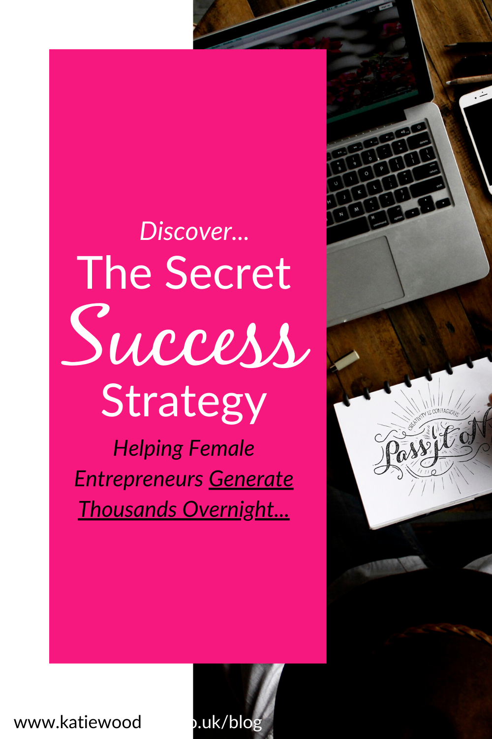 The Secret SUCCESS Strategy Helping Female Entrepreneurs Generate Thousands Overnight